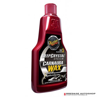 Meguiars Step 3 - Deep Crystal Carnauba Wax #A2216