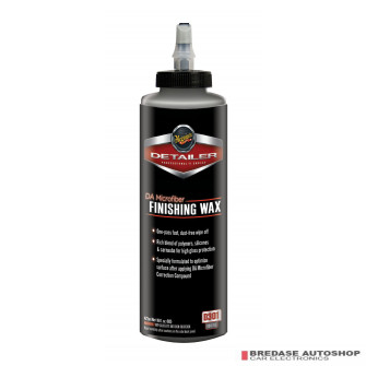 Meguiars DA Microfibre Finishing Wax #D30116