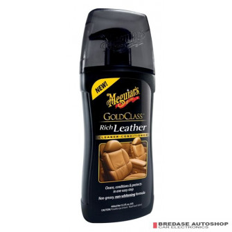 Meguiars Gold Class Rich Leather Cleaner & Conditioner #G17914