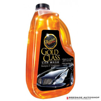 Meguiars Gold Class Car Wash Shampoo & Conditioner #G7164