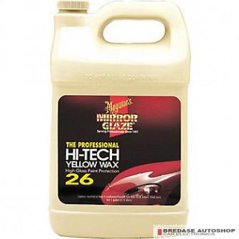 Meguiars Hi-Tech Yellow Wax #M2601
