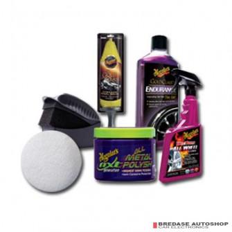 Meguiars Wielen Cleaning Pakket