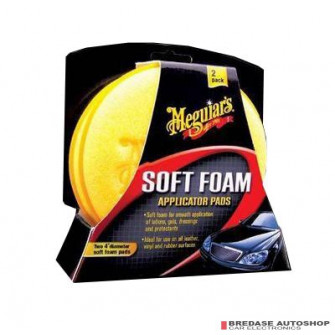 Meguiars Soft Foam Applicator Pads #X3070