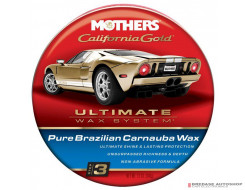 Mothers Wax California Gold Pure Carnauba Wax Paste Step 3 340 gram