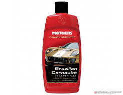 Mothers Wax California Gold Liquid Carnauba Cleaner Wax 473 ml