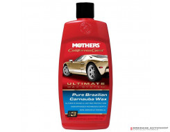 Mothers Wax California Gold Pure Carnauba Wax Liquid Step 3 473 ml
