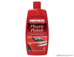 Mothers Wax Plastic Polish 236 ml