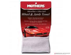 Mothers Wax Wheel & Jamb Drying Towel 40,6x50,8 cm