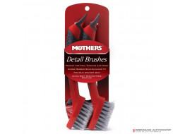 Mothers Wax Detail Brushes 2 stuk #156200