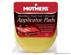 Mothers Wax Microfiber Applicator Pads 2st.