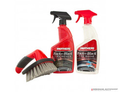 Mothers Wax Mothers Wax Back to Black Tire Care Set