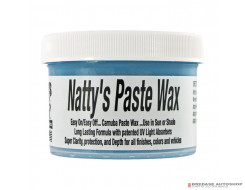 Poorboys World Natty's Paste Wax Blue 235 ml