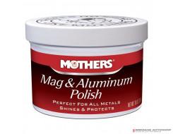 Mothers Wax Mag & Aluminum Polish 280 gram