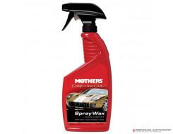 Mothers Wax California Gold Spray Wax 710 ml