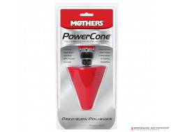 Mothers Wax PowerCone Polishing Tool