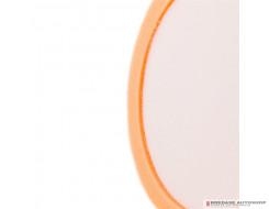 """Monello - Raffini 6"""" Recessed Foam Light Cutting Pad - Orange"""