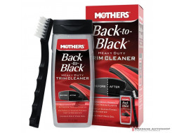 Mothers Wax Back to Black Heavy Duty Trim Cleaner Kit 355ml