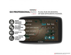 TomTom Professional 6200 trucknavigatie + free LTM