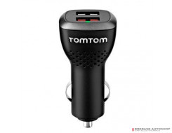 TomTom High Speed Dual Charger