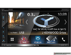 Kenwood DNX-5180DABS + DAB+ Antenne