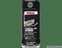 Sonax Polish & Wax Zwart #296.100