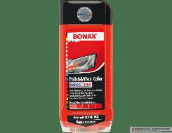 Sonax Polish & Wax Rood #296.400