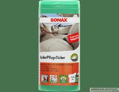 Sonax Leder Verzorgingsdoek (box) #412.300