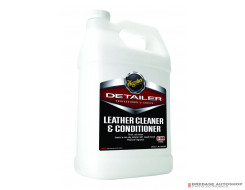 Meguiars Leather Cleaner & Conditioner #D18001
