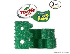 Turtle Wax MAX Power hand cleaning sponge