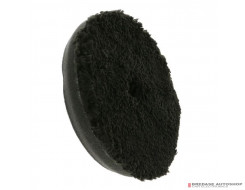 Buff and Shine Black Microfiber Finishing Pad 6.5 inch