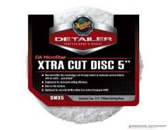 """Meguiars DA Microfiber Xtra Cut Disk 5"""" (2-pack) #DMX5"""