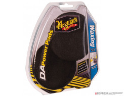 Meguiars DA Power Pads Waxing (2-pack) #G3509