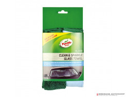 Turtle Wax Clean & Sparkle Glass Towel