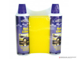 Protecton Wash & Shine Set 2x500 ml