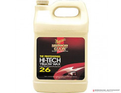 Meguiars Hi-Tech Yellow Wax #M2601