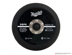 Meguiars Soft Buff DA Backing Plate 6 Inch #DBP6