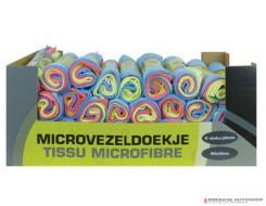 Microvezeldoek 1 stuk