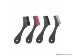 Monello Quatro Pennelli Detailling Brush Set