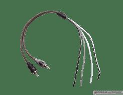 Rockfrod Fosgate RCA Adapter RFI2SW