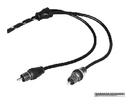 Rockford Fosgate RCA Cable RFIT-3
