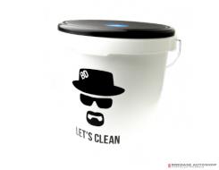 BD Clean Wasemmer ''Let's Clean'' + Deksel + ScratchShield