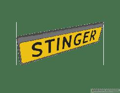 Stinger Side Laser Plate