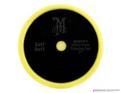 "Meguiar's Soft Buff Rotary Foam Polishing Pad 7"" #WRFP7"