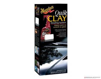 Meguiars Quik Clay Starter Kit #G1116