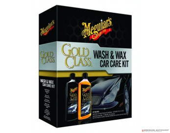 Meguiars Gold Class Wash & Wax Car Care Kit #G9966