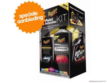Meguiars Paint Restoration Kit #G3300